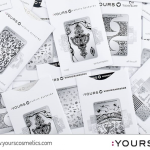 :YOURS Stamping Plates